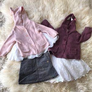 Toddler Girl Clothing - $35 (12-18 months)
